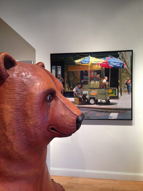 Contemporary Realism [Greenwich, CT] - Installation View